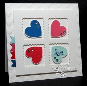 Hearts a Flutter 003