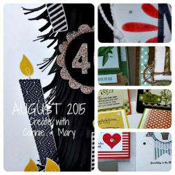 August Collage